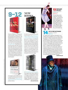 Washingtonian feature