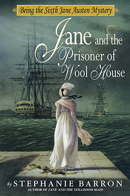 Jane and the Prisoner of the Wool House